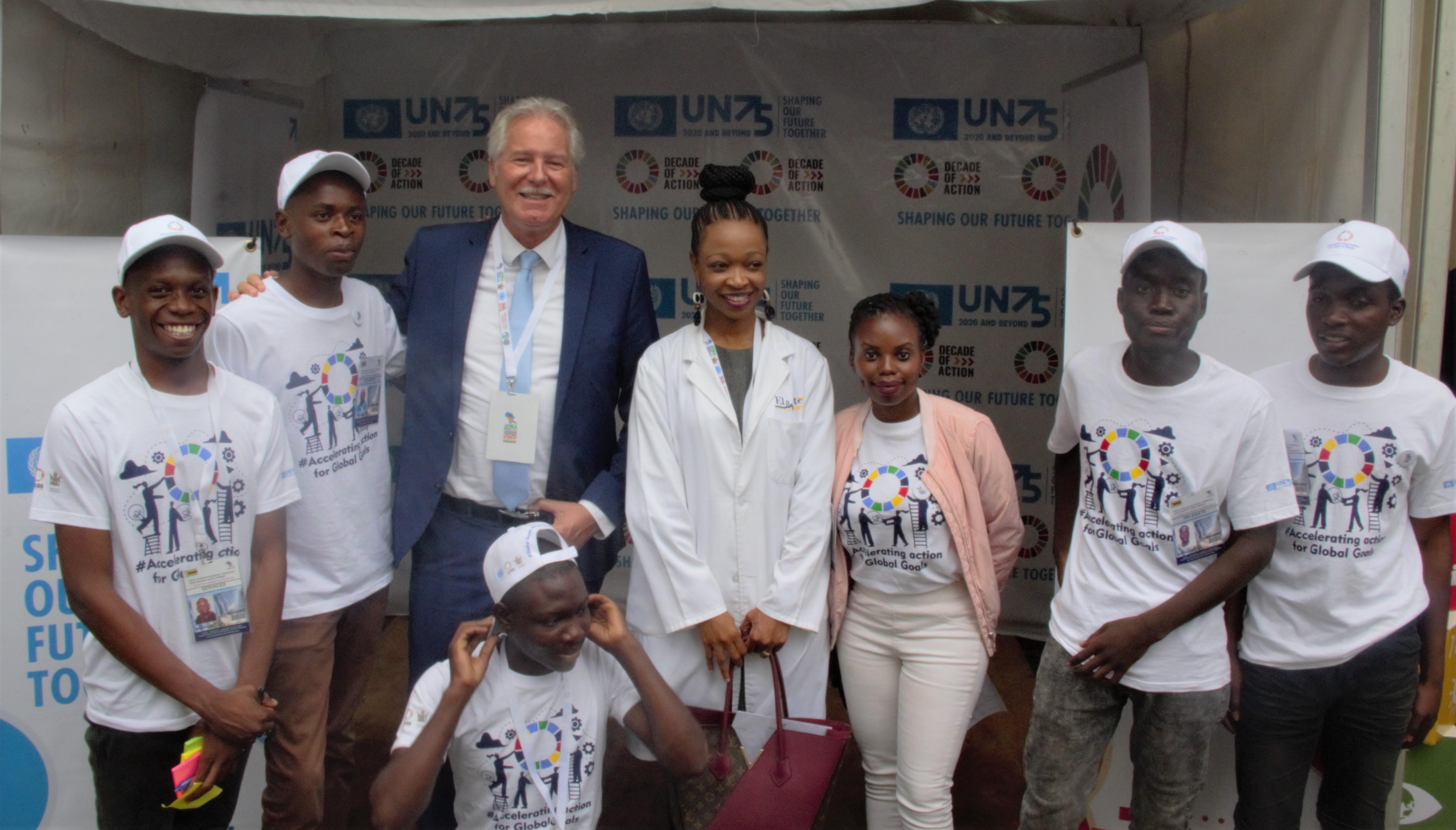 Zimbabwe youth led the way on SDGs advocacy
