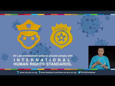 COVID19 Human Rights Compliance - State of Emergency Legislation