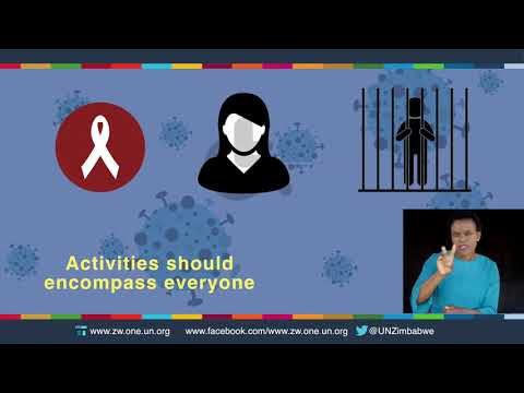 COVID19 Human Rights Compliance - Leave No One Behind Do No Harm