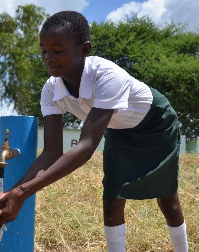 Back to school with safe water